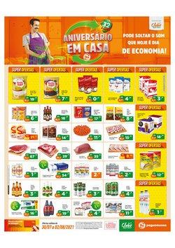 Ofertas de Supermercados no catálogo Supermercados Pague Menos (  Publicado hoje)