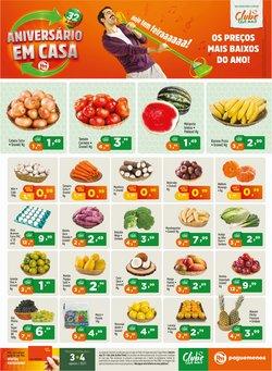 Ofertas de Supermercados no catálogo Supermercados Pague Menos (  Válido até amanhã)