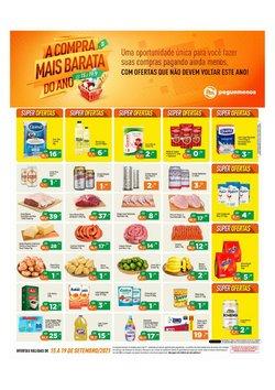 Ofertas de Supermercados Pague Menos no catálogo Supermercados Pague Menos (  Vence hoje)