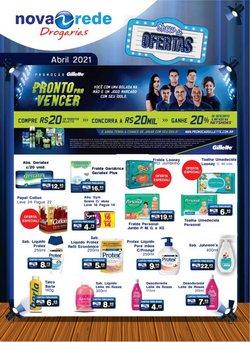 Ofertas Farmácias e Drogarias no catálogo Nova rede drogarias em Santo André ( Publicado hoje )