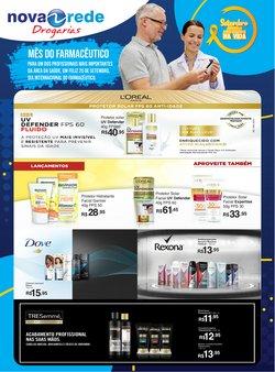 Ofertas de Farmácias e Drogarias no catálogo Nova rede drogarias (  Publicado ontem)