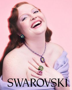 Ofertas de Swarovski no catálogo Swarovski (  Publicado hoje)