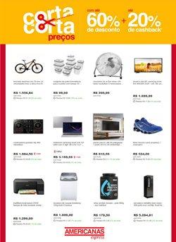 Ofertas Lojas de Departamentos no catálogo Americanas Express em Taboão da Serra ( Vence hoje )