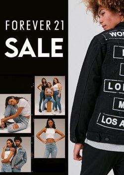 Ofertas de Forever 21 no catálogo Forever 21 (  13 dias mais)