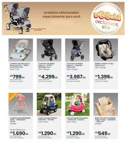 Ofertas Brinquedos, Bebês e Crianças no catálogo Alô Bebê em Canoas ( 8 dias mais )