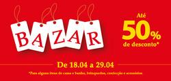 Promoção de Bebês, acessórios e brinquedos no folheto de Alô Bebê em São Bernardo do Campo