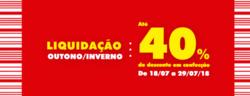 Promoção de Alô Bebê no folheto de São Paulo
