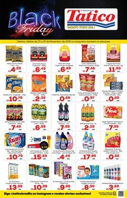 Ofertas Supermercados no catálogo Tatico em Fortaleza ( Publicado ontem )
