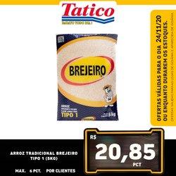 Catálogo Tatico em Brasília ( Vence hoje )