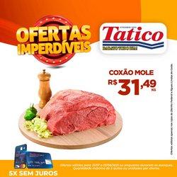 Ofertas de Tatico no catálogo Tatico (  Vence hoje)