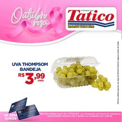 Ofertas de Tatico no catálogo Tatico (  Vencido)