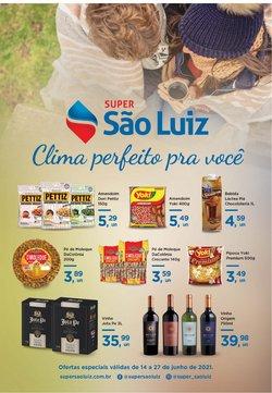 Ofertas de Super São Luiz no catálogo Super São Luiz (  7 dias mais)