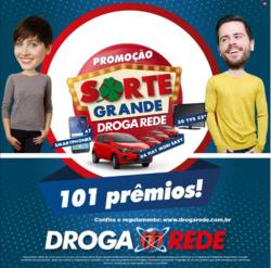 Promoção de Droga Rede no folheto de Belo Horizonte
