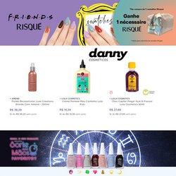 Ofertas de Perfumarias e Beleza no catálogo Danny Cosméticos (  2 dias mais)