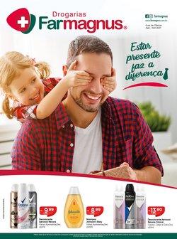 Ofertas de Farmácias e Drogarias no catálogo Drogarias Farmagnus (  Publicado ontem)