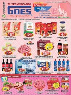 Catálogo Supermercados Goes ( Vencido )