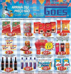 Ofertas de Supermercados no catálogo Supermercados Goes (  Válido até amanhã)