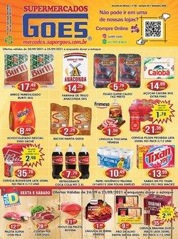 Catálogo Supermercados Goes (  Publicado ontem)