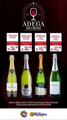 Ofertas de Supermercados no catálogo Pinheiro Supermercado (  Publicado hoje)