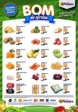 Catálogo Pinheiro Supermercado (  Vence hoje)