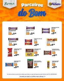 Ofertas de Pinheiro Supermercado no catálogo Pinheiro Supermercado (  Válido até amanhã)