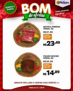 Ofertas de Supermercados no catálogo Pinheiro Supermercado (  Válido até amanhã)