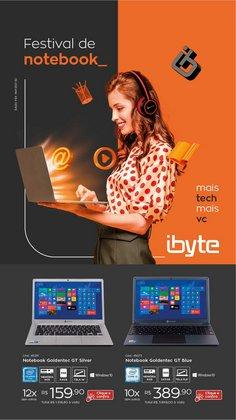 Catálogo Ibyte ( Válido até amanhã )
