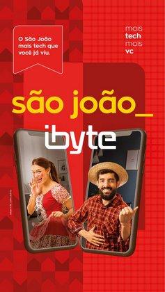 Ofertas de Tecnologia e Eletrônicos no catálogo Ibyte (  12 dias mais)