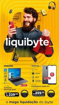 Ofertas de Tecnologia e Eletrônicos no catálogo Ibyte (  Vence hoje)