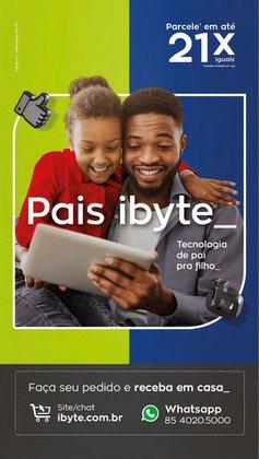 Ofertas de Tecnologia e Eletrônicos no catálogo Ibyte (  3 dias mais)