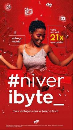 Ofertas de Tecnologia e Eletrônicos no catálogo Ibyte (  2 dias mais)