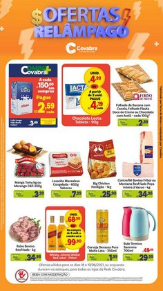 Catálogo Covabra Supermercados (  Vence hoje)