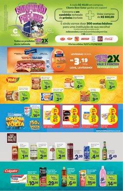 Ofertas de Supermercados no catálogo Covabra Supermercados (  2 dias mais)
