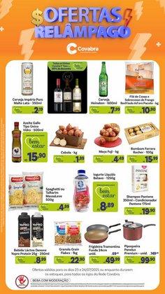 Catálogo Covabra Supermercados (  Válido até amanhã)