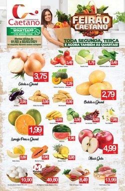 Catálogo Supermercados Caetano ( 2 dias mais )