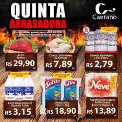 Catálogo Supermercados Caetano ( Vencido )