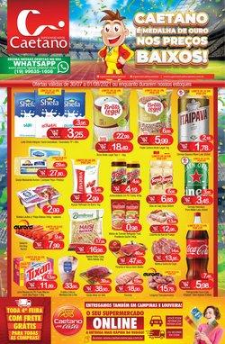 Ofertas de Supermercados no catálogo Supermercados Caetano (  Publicado hoje)