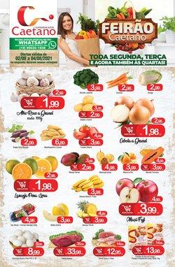 Ofertas de Supermercados no catálogo Supermercados Caetano (  Válido até amanhã)