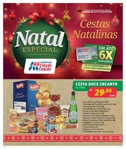 Catálogo Supermercados Cidade Canção ( Publicado a 2 dias )
