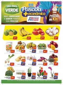 Catálogo Supermercados Cidade Canção ( Vencido )