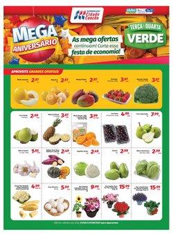 Ofertas de Supermercados Cidade Canção no catálogo Supermercados Cidade Canção (  Vencido)