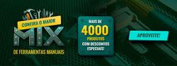 Promoção de Ferramentas Gerais no folheto de Belo Horizonte