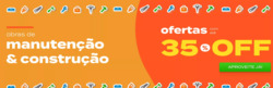 Promoção de Ferramentas Gerais no folheto de Curitiba