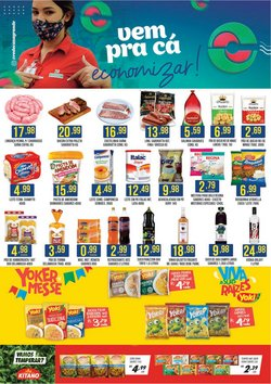 Ofertas de Casagrande supermercados no catálogo Casagrande supermercados (  9 dias mais)