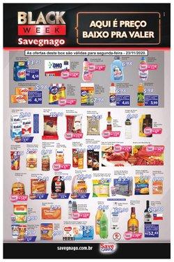 Ofertas Supermercados no catálogo Supermercados Savegnago em Araraquara ( 3 dias mais )