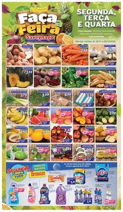 Catálogo Supermercados Savegnago em Ribeirão Preto ( 2 dias mais )