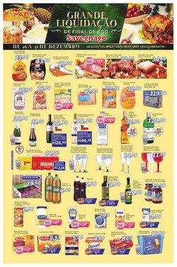 Catálogo Supermercados Savegnago em Piracicaba ( Vencido )