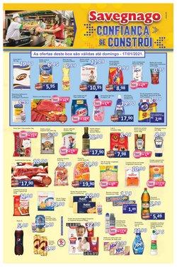 Catálogo Supermercados Savegnago em Campinas ( 3 dias mais )