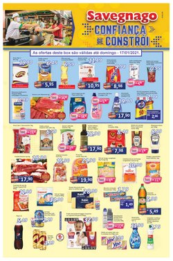 Catálogo Supermercados Savegnago ( Vencido )