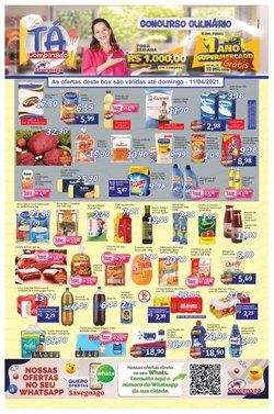 Catálogo Supermercados Savegnago ( Vence hoje )